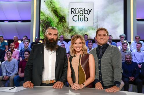 [Infos TV] Découvrez tous les rendez-vous Rugby du week-end et le sommaire du Canal Rugby Club !