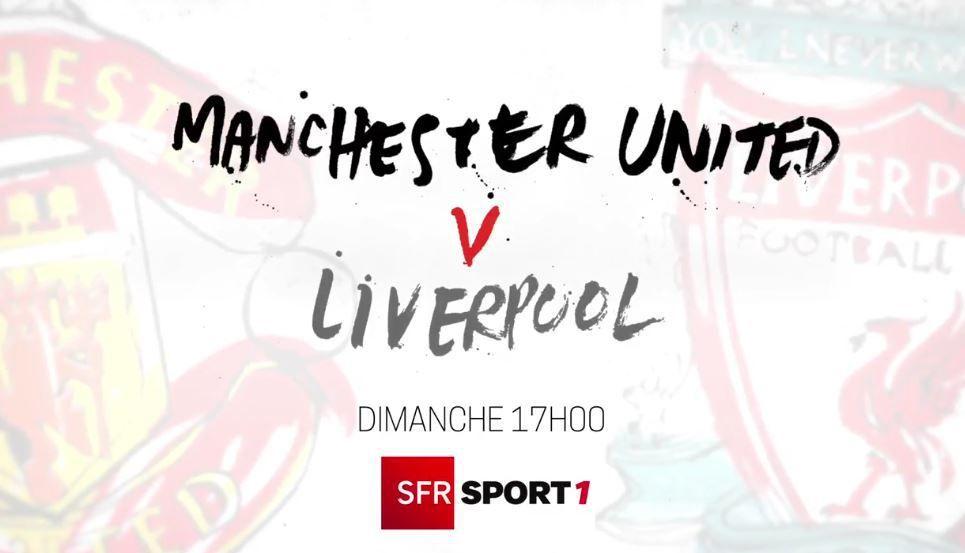 [Infos TV] Football - Découvrez le dispositif exceptionnel de ce week-end pour suivre la Premier League sur SFR Sport 1 !