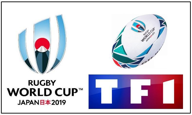 Image result for rugby world cup 2019 on tf1