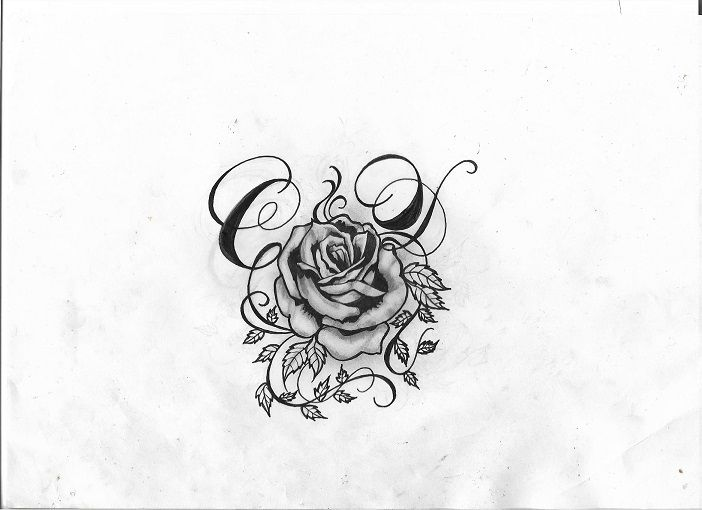 dessin rose tatouage dessin tatouage rose 1463962344825. Black Bedroom Furniture Sets. Home Design Ideas