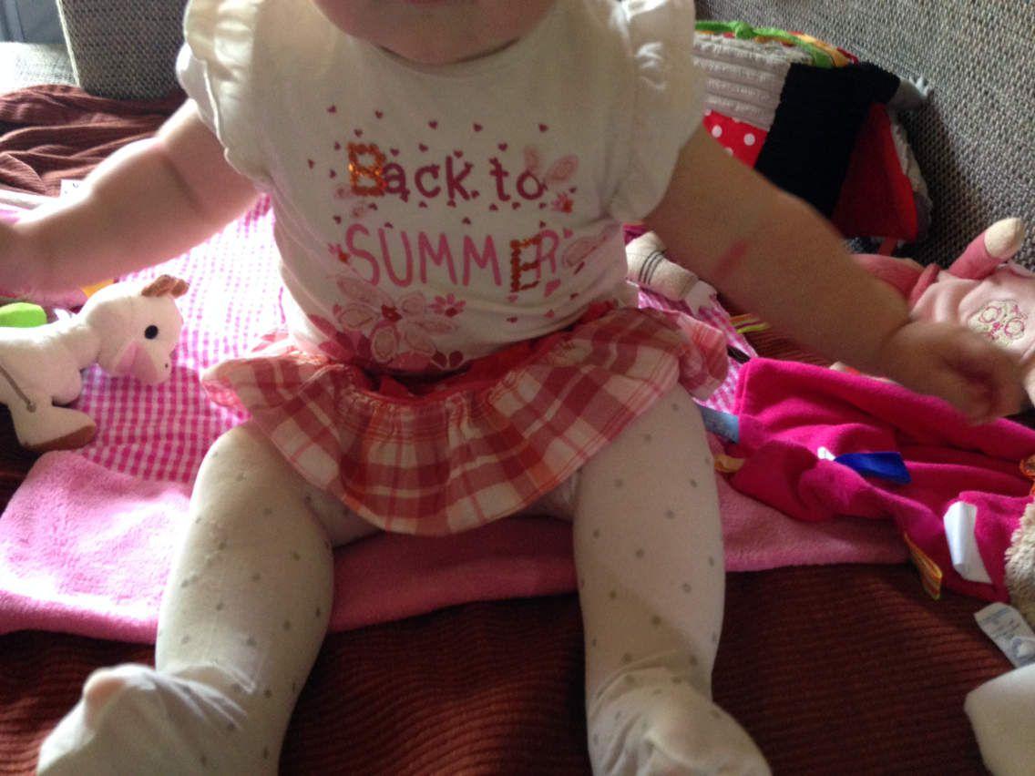 La tenue complète, clic clac Poupette prend la pause (et elle aime ça)