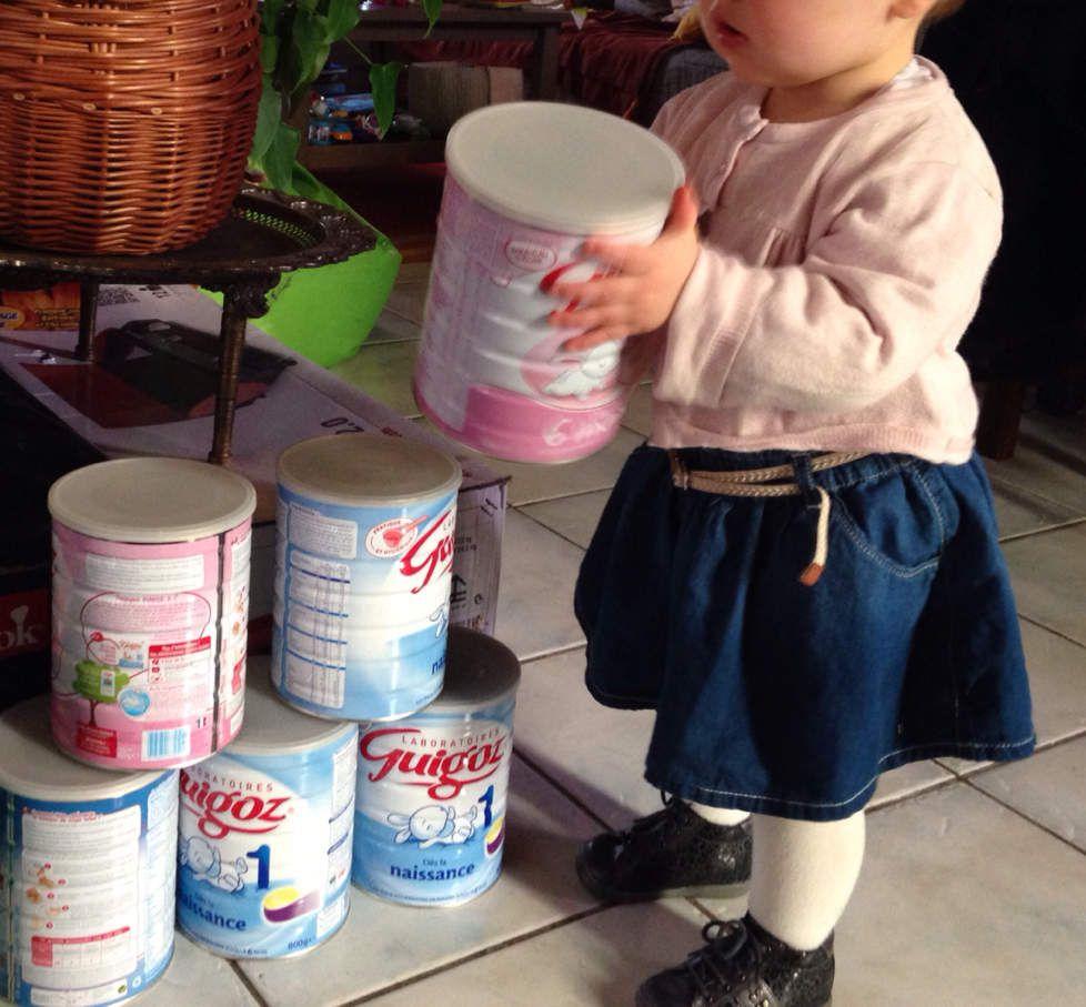 Mode bébé : petite poupée