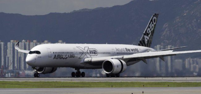 Airbus - L'A350 le long courrier de Demain