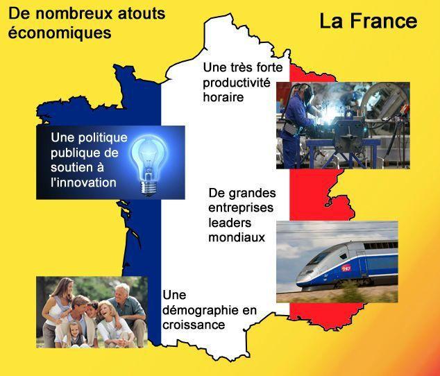 Economie - Halte au «french bashing»