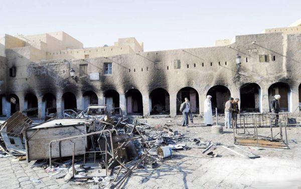 l'armée rétablit un calme précaire à Ghardaïa