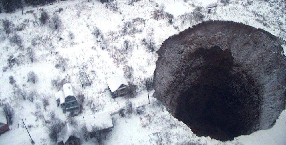 Les portes de l'enfer s'ouvrent de nouveau en Russie !