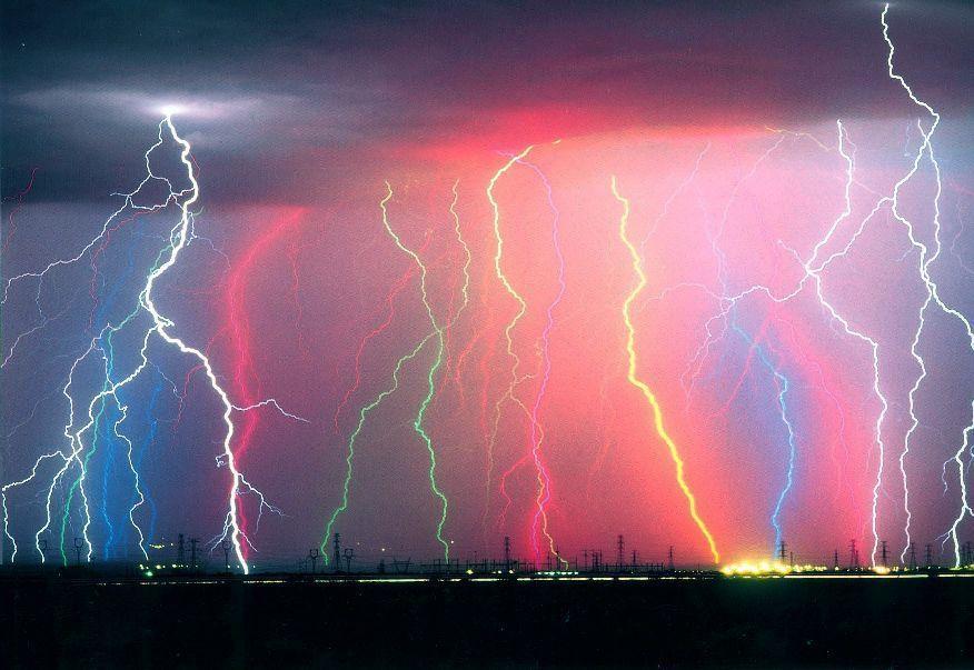 Le réchauffement climatique va accroître le nombre d'éclairs