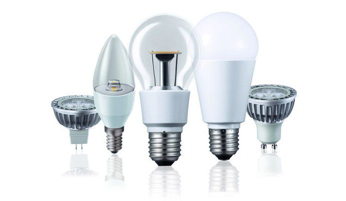 ampoule led non remplacable