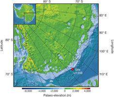 La théorie de la dérive des plaques tectoniques encore remise en question...