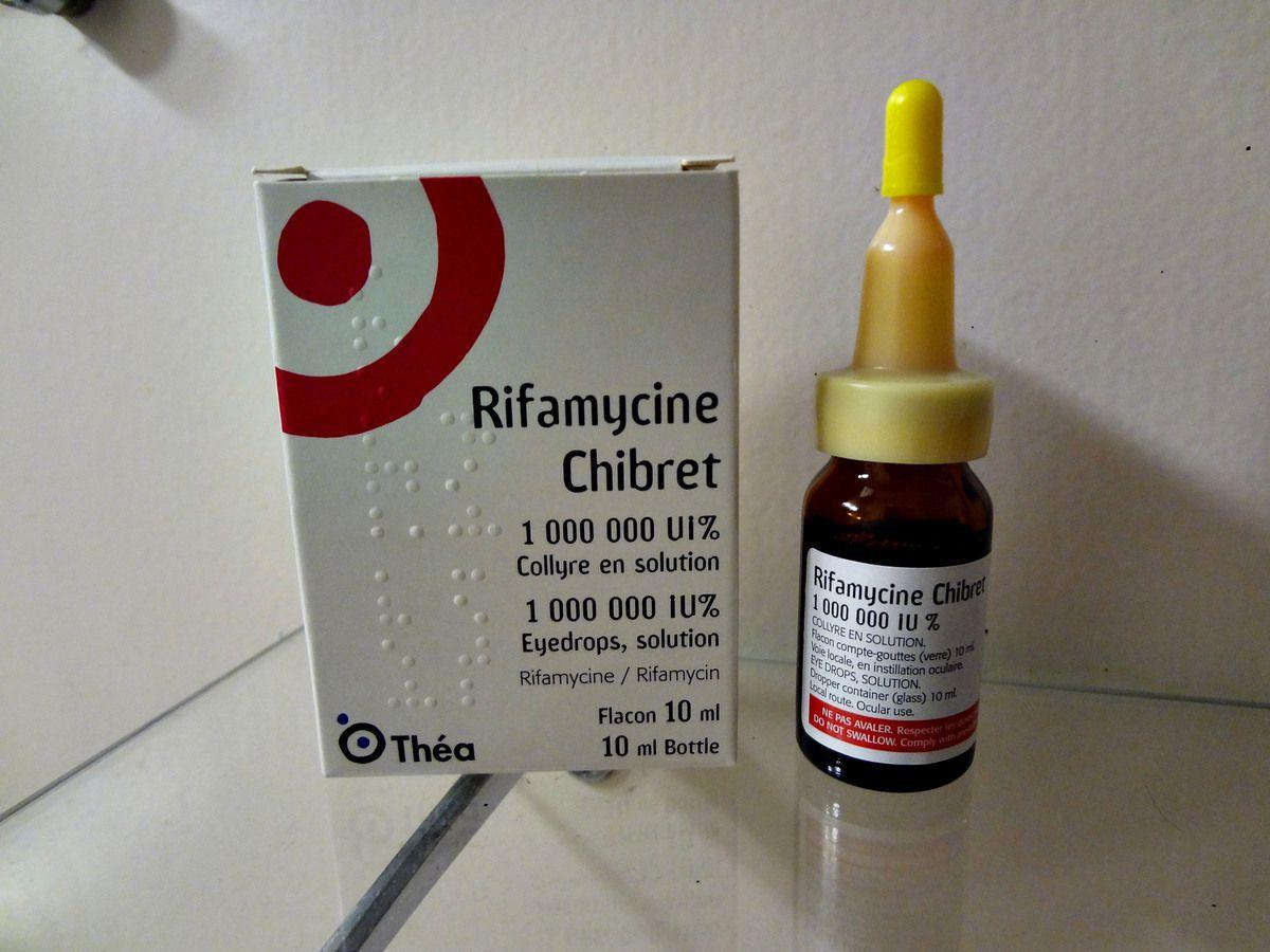 Empoisonnement par le thiomersal (Mercure)?: liste des médicaments