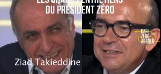 Mediapart interviewe Takieddine aujourd'hui qui balance sur Sarkozy