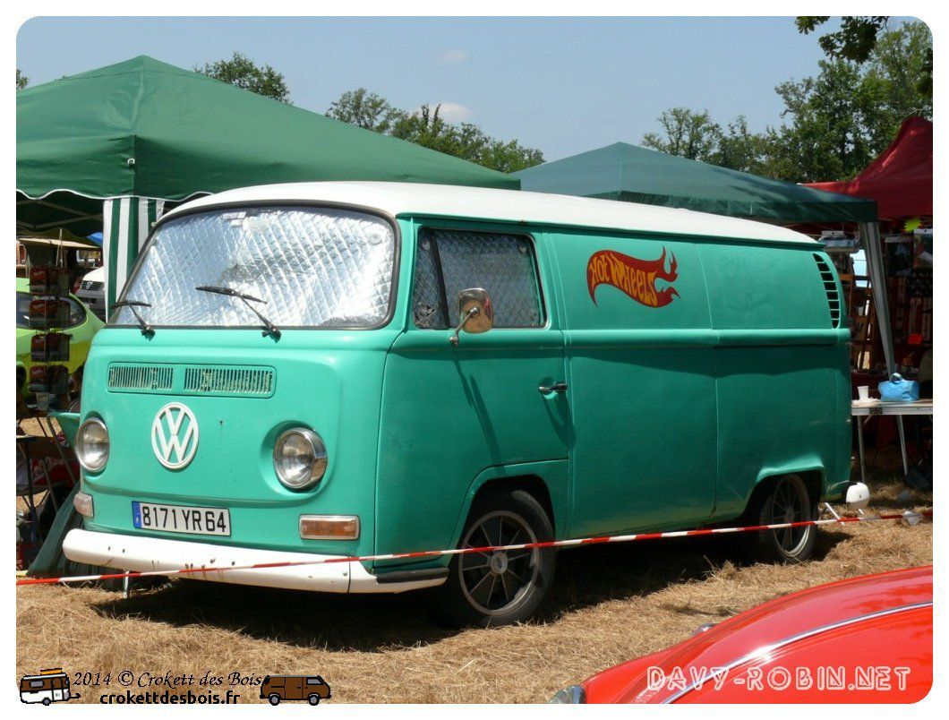VW Land Day's Party - Ousse Suzan