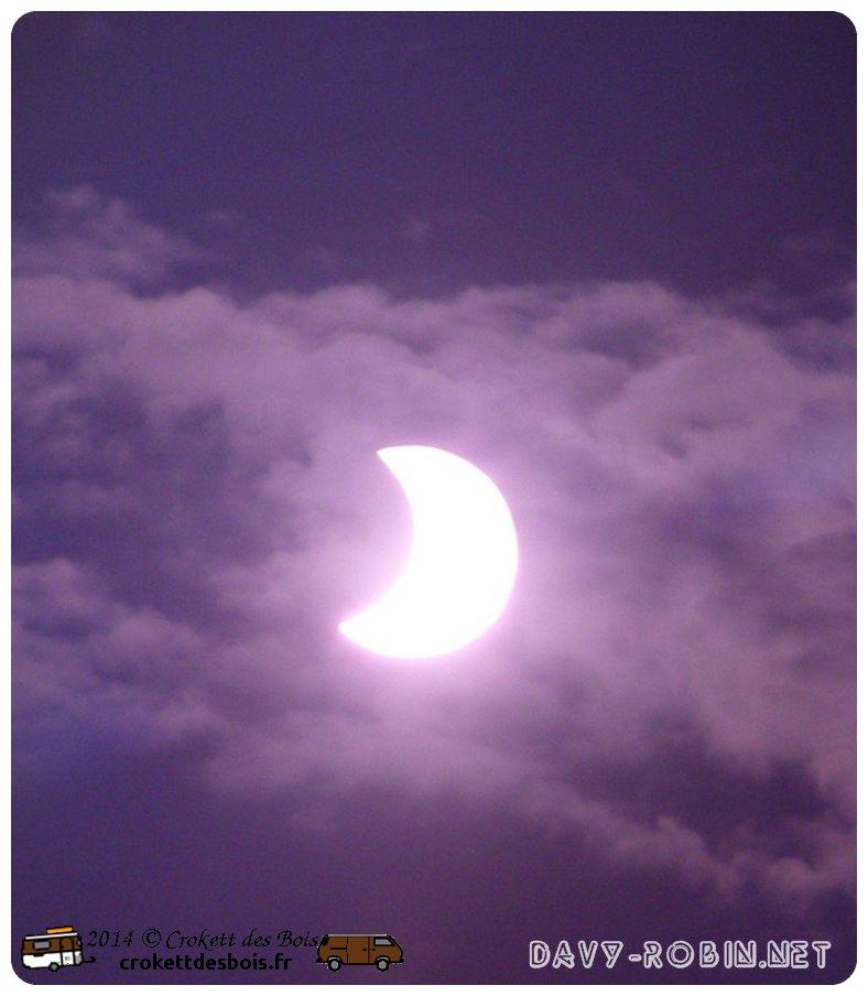 Eclipse solaire partielle du 20 mars 2015