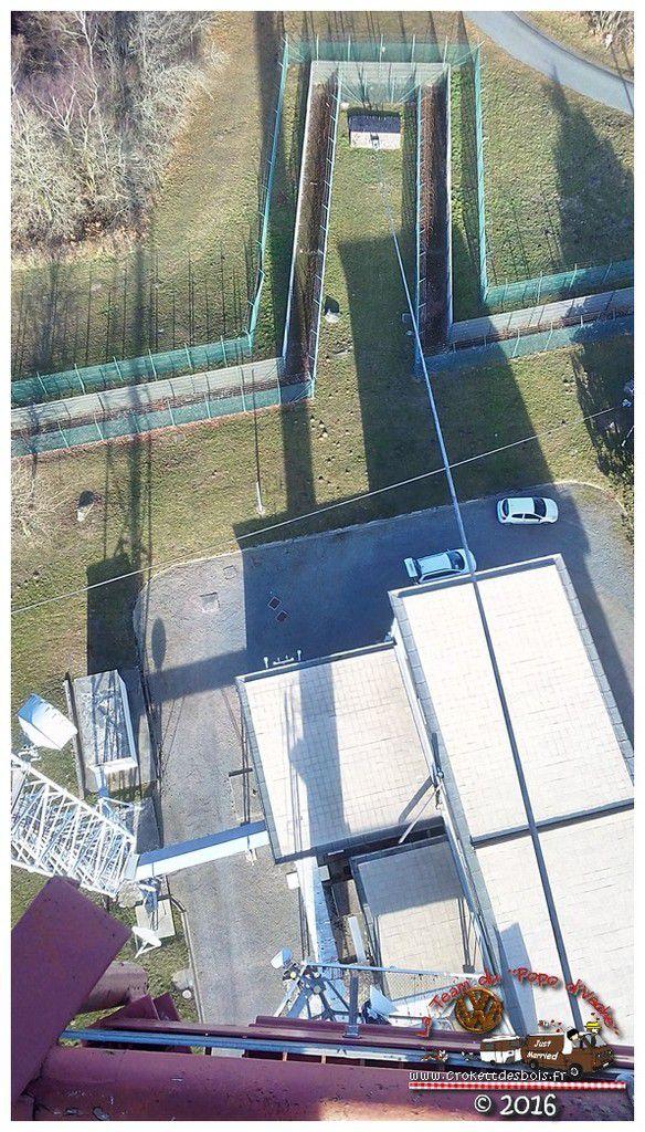 Le relais TDF du Maupuy à Gueret décembre 2016