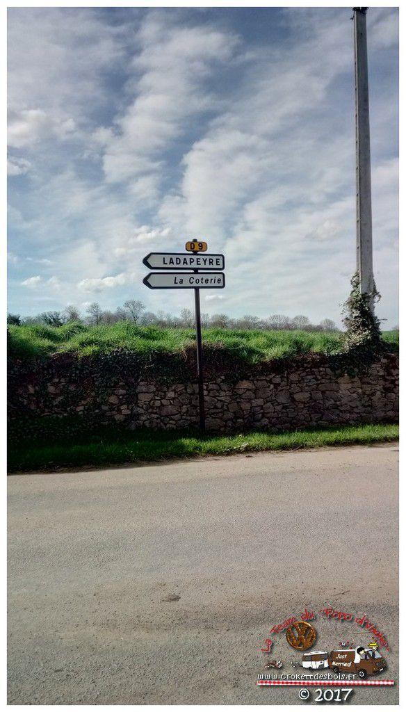 Visite (non innocente) d'une petite commune creusoise : Blaudeix