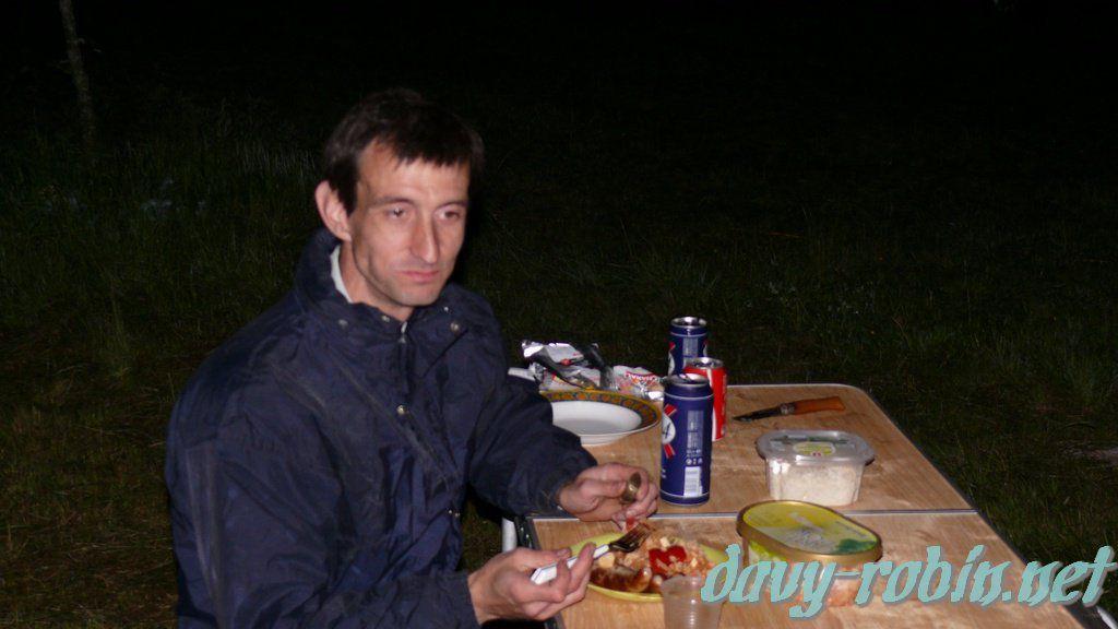 Le Juravan 5 au lac de Narlay