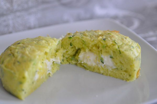 Cake Courgette Fromage