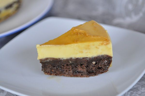 Chocoflan, el pastel imposible
