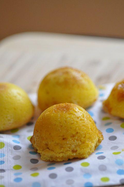 Petits moelleux au caramel au beurre salé