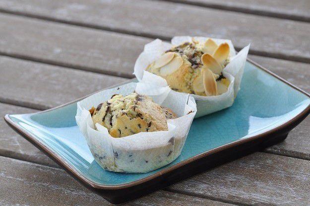 Excellents muffins aux vermicelles de chocolat