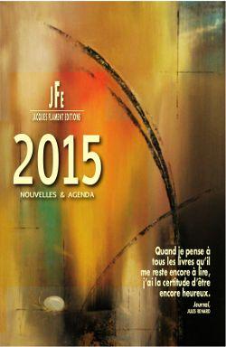 Agenda littéraire de Jacques Flament