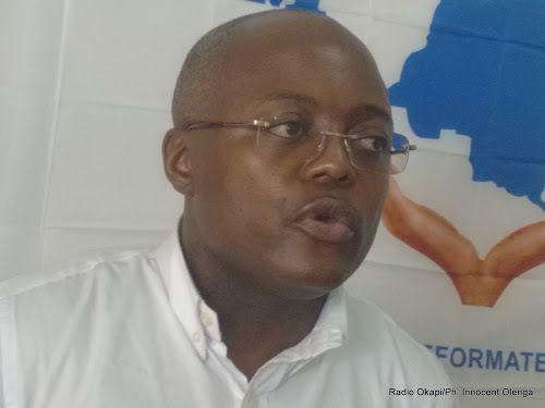 Patrick Kakwata : «Si on se rend compte que l'opposition peut faire des manifestations pacifiques, on n'étouffera pas ces manifestations»