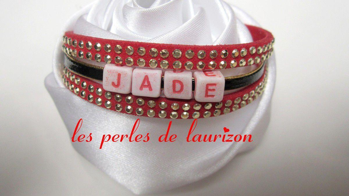 bracelets personalisables fille