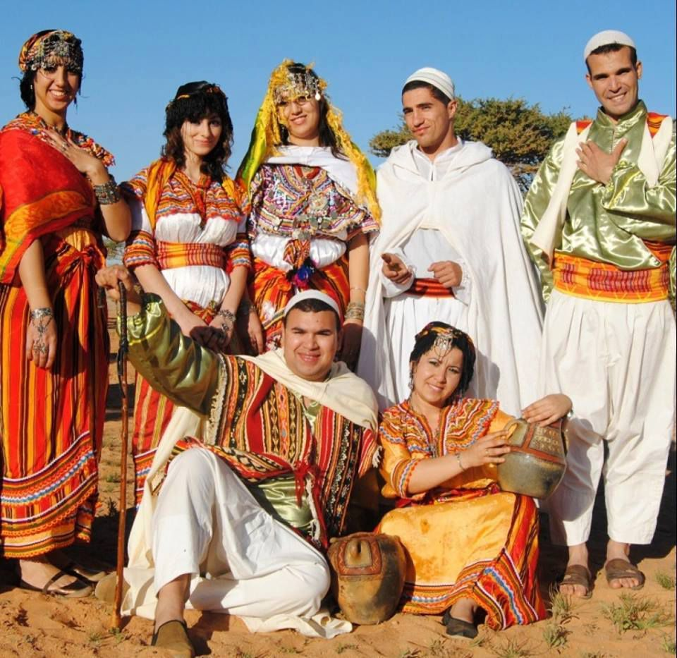 Pictures of the day algeria latest news for Traditional photos