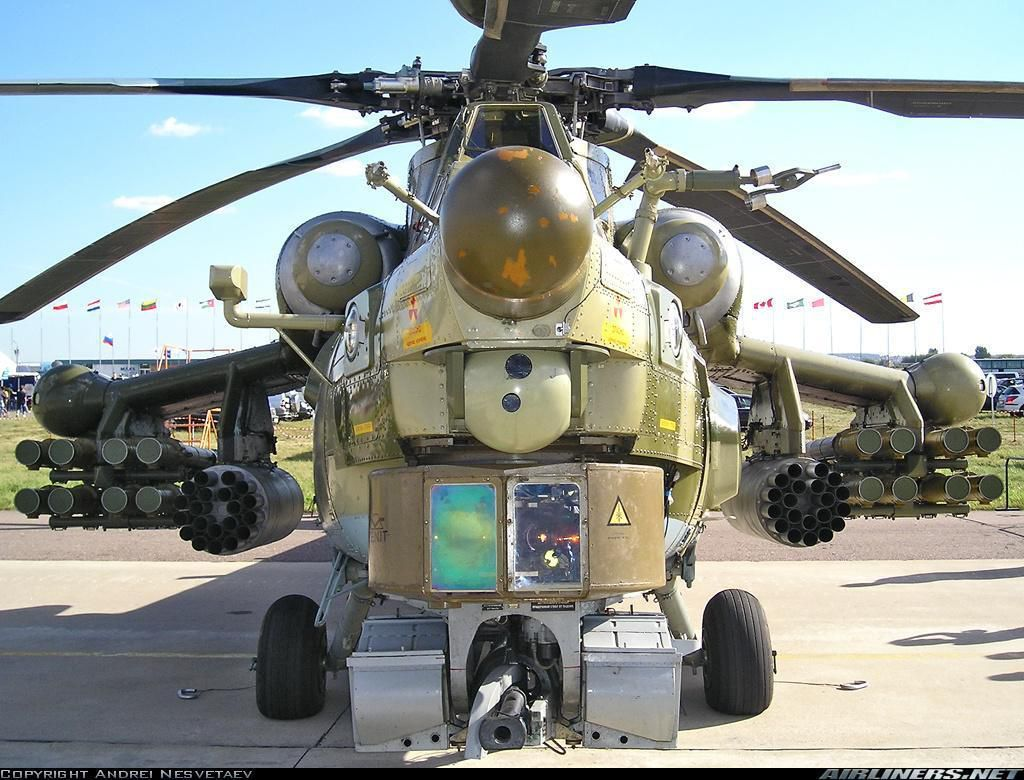 Russia to supply 40 Mi-28 attack helicopters to Algeria – Interfax