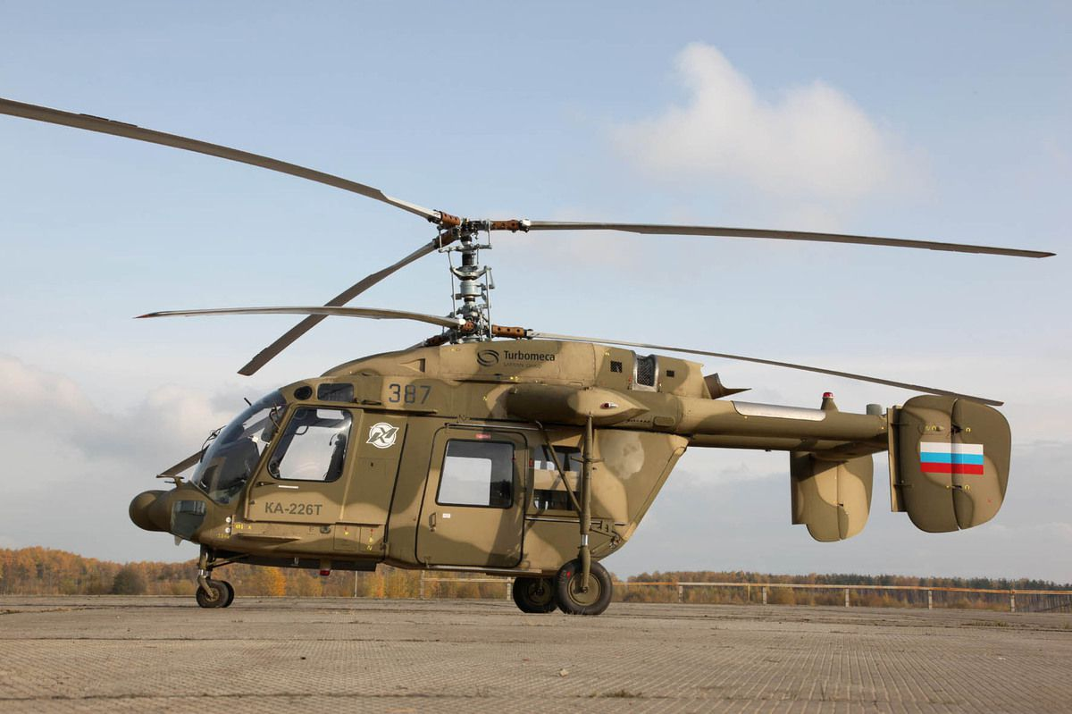 Russia to ink with India Ka-226 Helicopter manufacturing deal