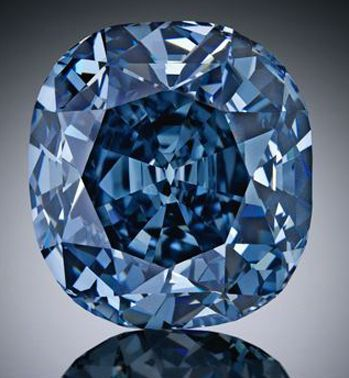 Spectacular 'Oppenheimer Blue' Diamond Could Fetch $45M