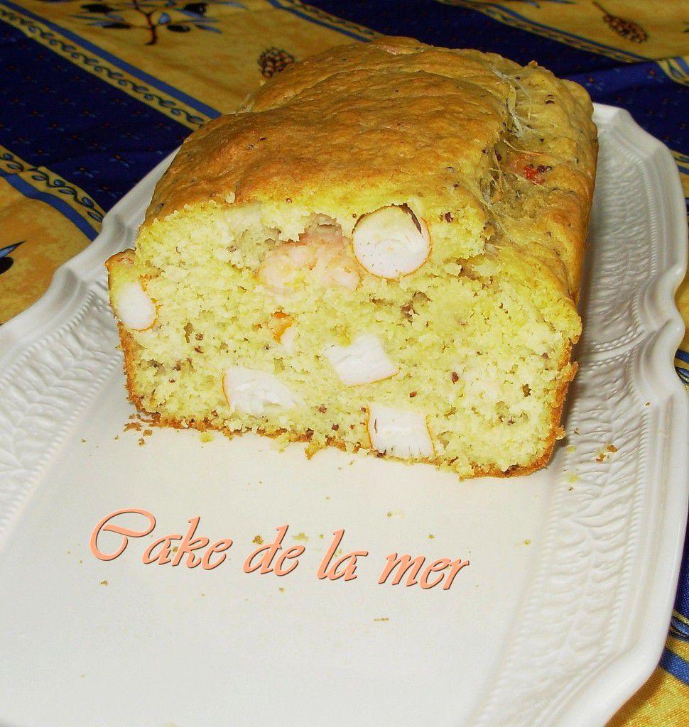 Cake de la mer