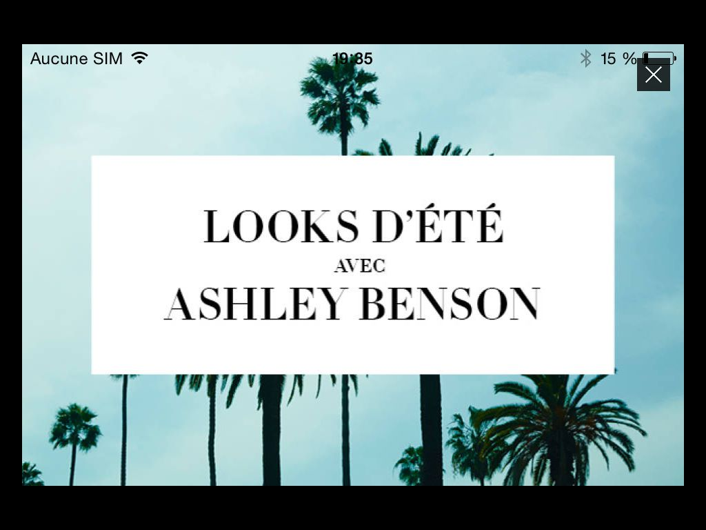 Looks d'été d'Ashley Benson
