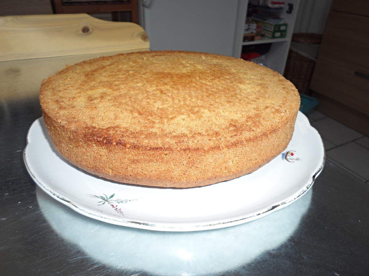 Gâteau finger