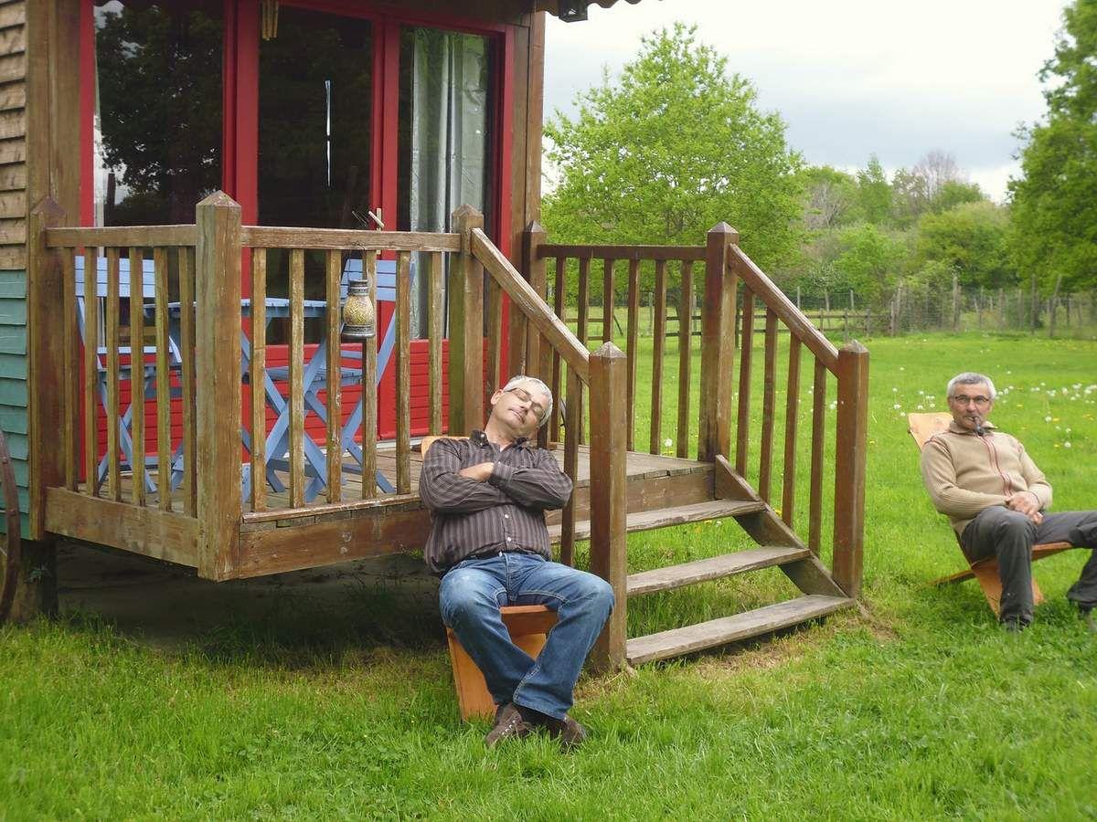 il fait bon vivre la ferme de la piardiere. Black Bedroom Furniture Sets. Home Design Ideas