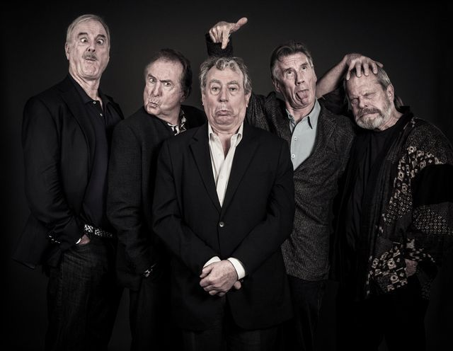 Monty Python Live (Mostly) - One down, five to go