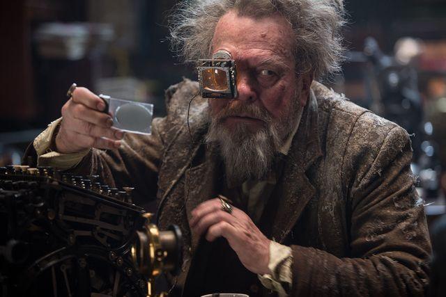 En bonus un Terry Gilliam  chez les Wachoswki...
