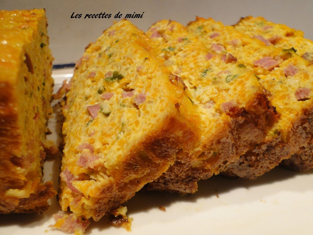 Terrine de carottes au curry et au bacon