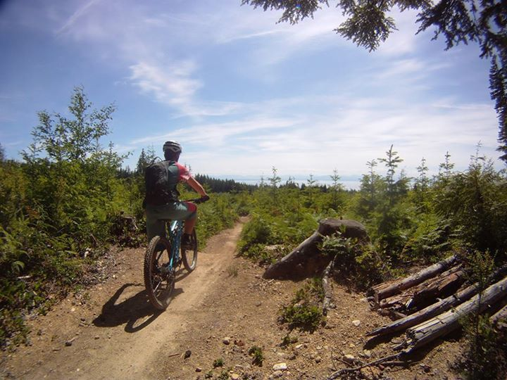 Motsch Deborah Let's ride in British Columbia