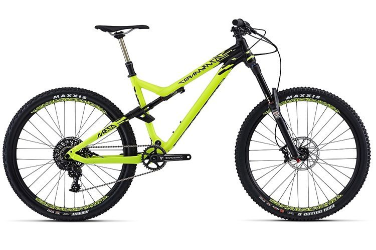 New COMMENCAL Meta AM V4 2015.