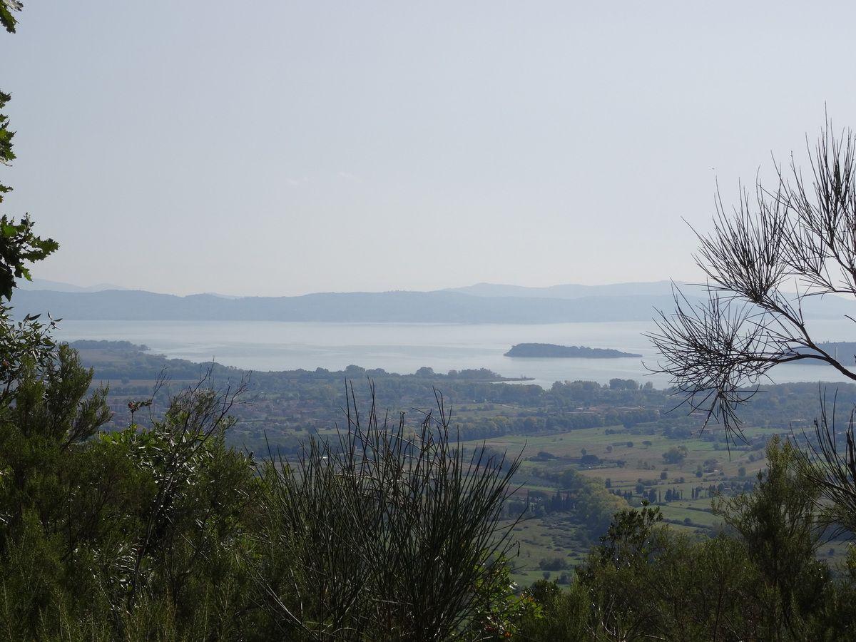 VTT en Ombrie (Italie) (5 au 11 octobre 2014)
