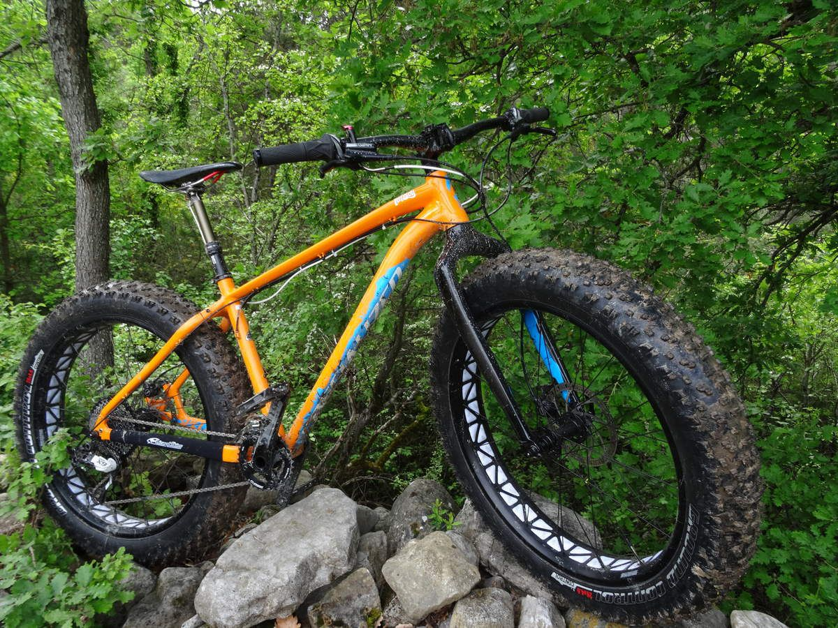 FAT BIKE FATBOY SPECIALIZED