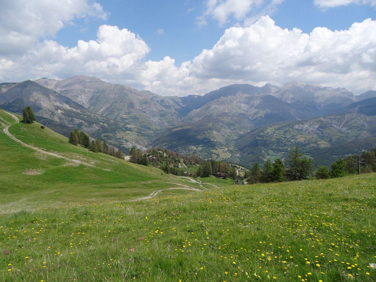Fat et 6 Fattie 27,5+ au Val d'Allos (10 juillet 2016)