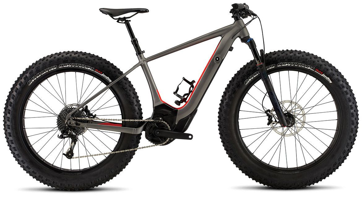 Specialized Turbo Levo HT Comp Fat