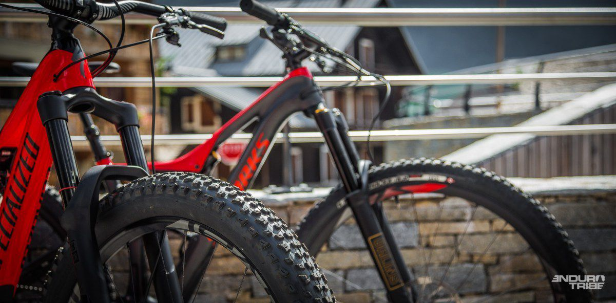 Vtt stumpjumper et enduro specialized 2017.
