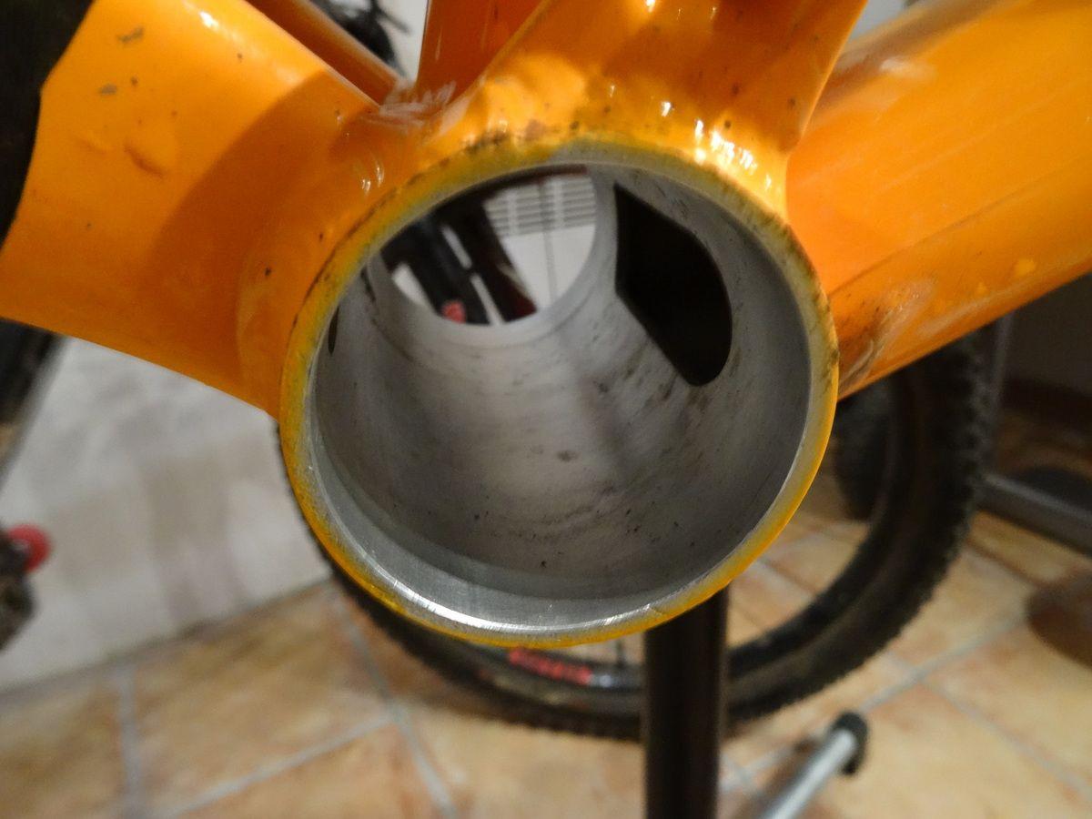 Changement boitier de pédalier BB30 pressfit MTB SRAM.