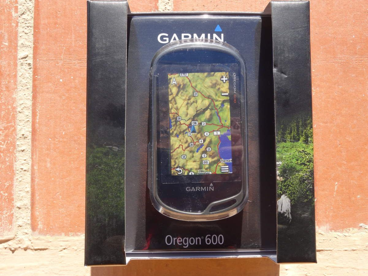 GPS Oregon 600 Garmin