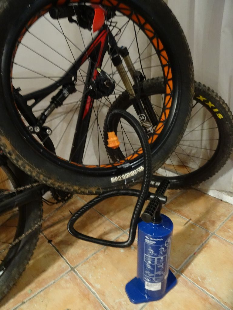 monter pneu tubeless