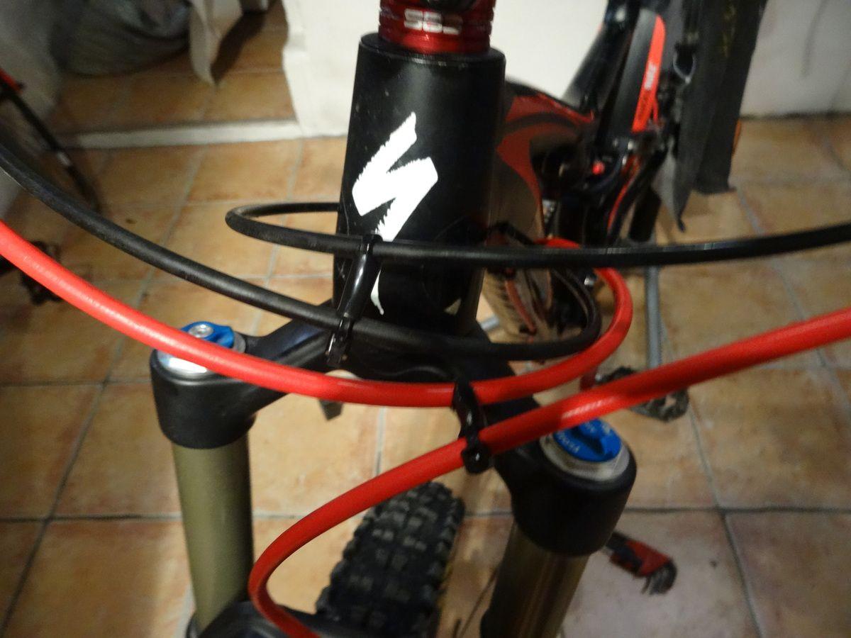 Protection de gaine vélo par VTT-a-2.