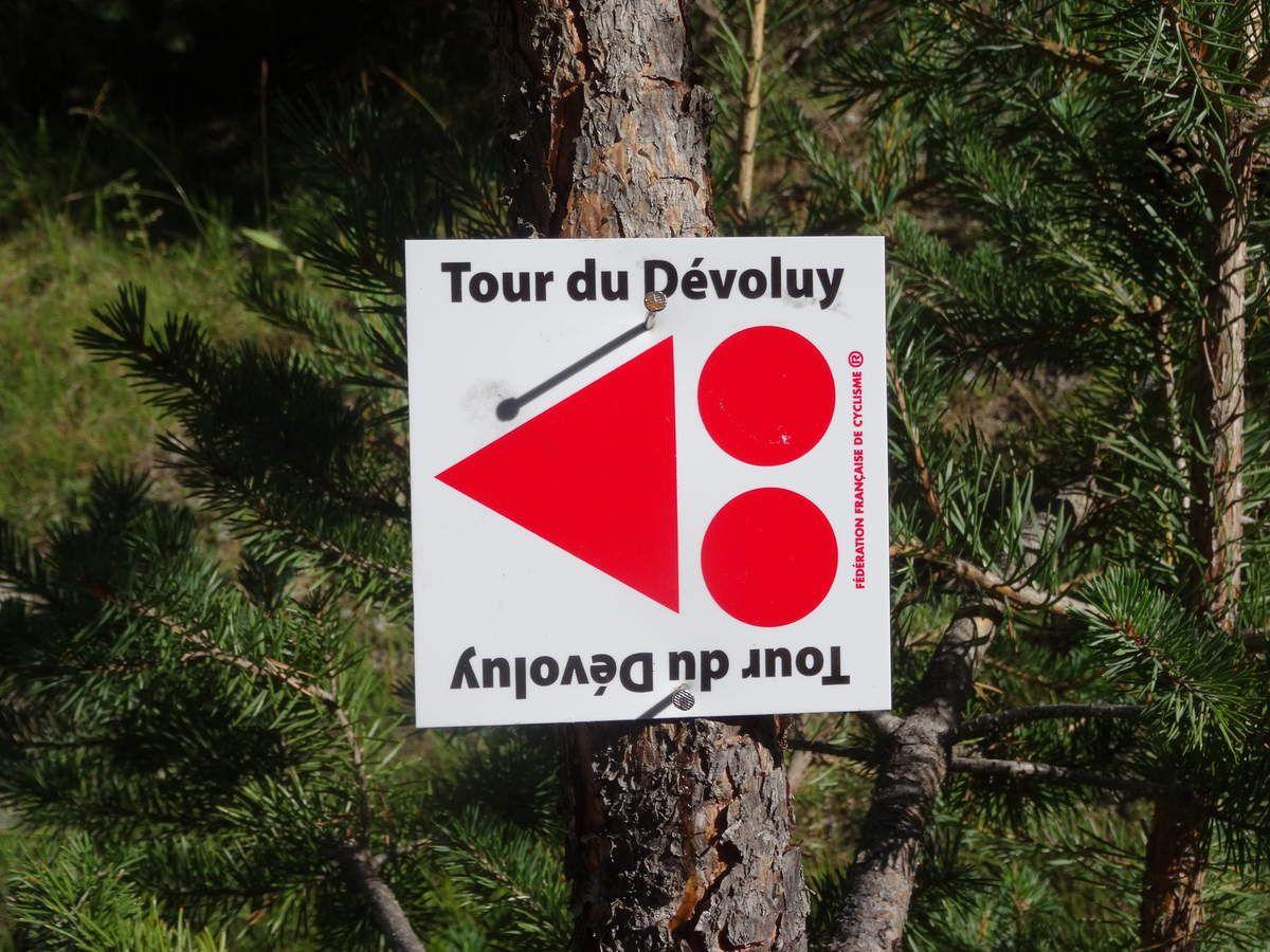 Sur les traces du Tour du Dévoluy le 29/07/2018 en FAT et 6 fattie au départ de la Joue du Loup (05)